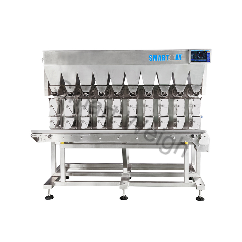 Smart Weigh SW-LC10 10 Head Linear Combination Weigher