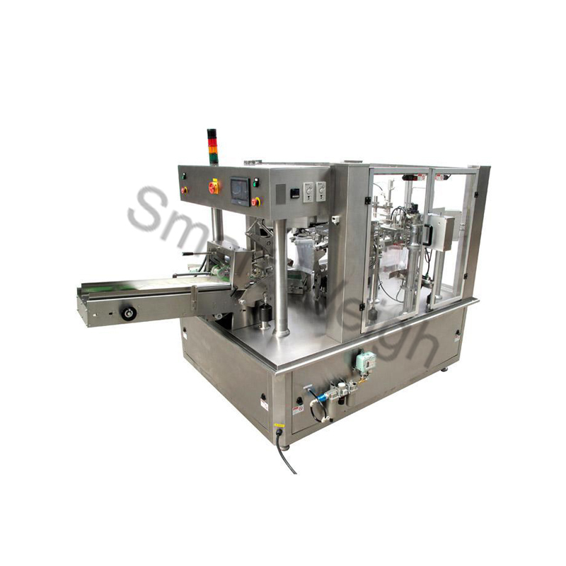 SW-8-200 8 Station Rotary Packing Machine