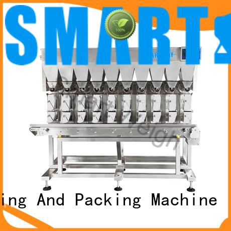 Smart Brand hardware screw save manpower combination weigher manufacture