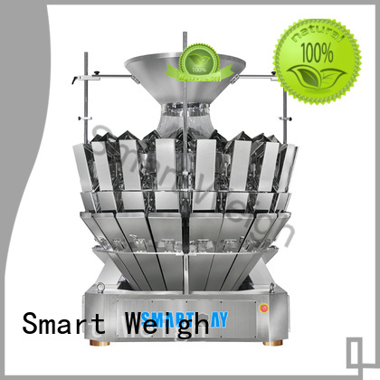 multihead weigher packing machine screw discharge multihead weigher Smart Weigh Brand