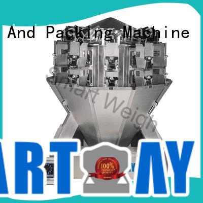 Smart Weigh Brand mini discharge multihead weigher packing machine