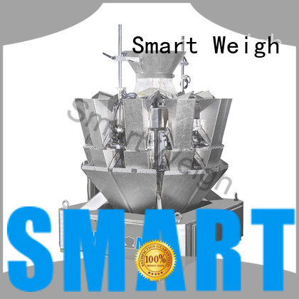 Smart Weigh Brand salad mini speed custom multihead weigher packing machine