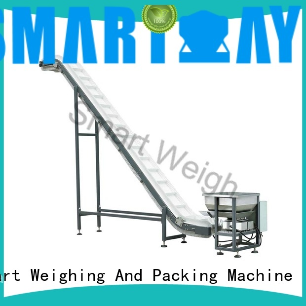 Wholesale conveyor aluminum work platform smart Smart Weigh Brand