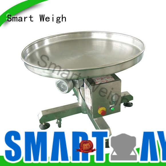 weigh output incline aluminum work platform Smart Weigh manufacture