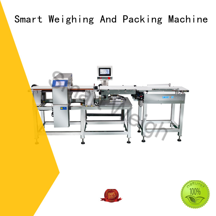 Smart Brand smart check weigher inspection equipment