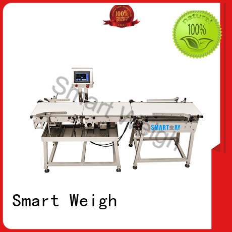 Smart Weigh Brand combined weigh smart custom inspection equipment