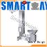 aluminum work platform rotary incline bucket working platform manufacture