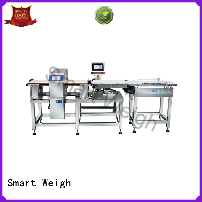 Smart Weigh Brand smart detector inspection machine measuring factory