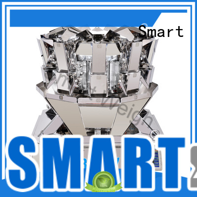 salad accurate discharge mixture multihead weigher Smart