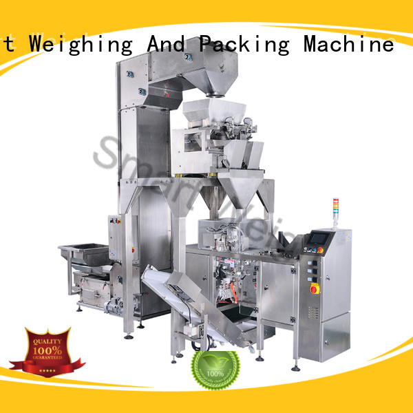 Smart Brand semiautomatic measure cup multihead automated packaging systems