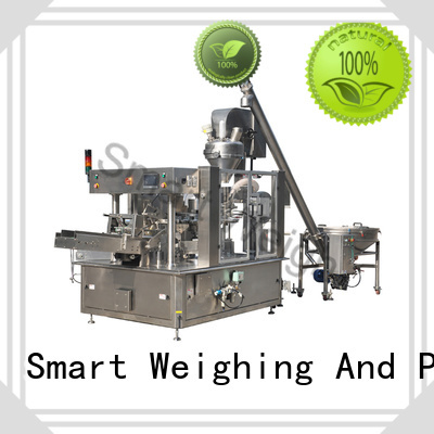 multihead powder Smart Brand packaging systems inc factory