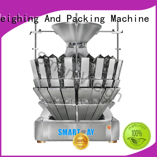 mixture smart screw salad multihead weigher Smart
