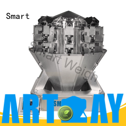 salad multihead weigher packing machine accurate Smart company