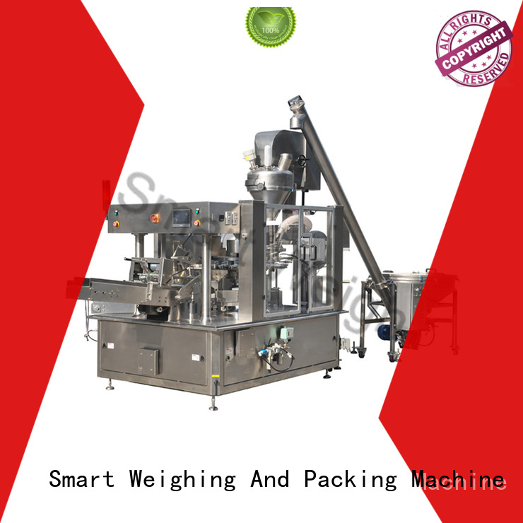 Quality Smart Weigh Brand premade automated packaging systems