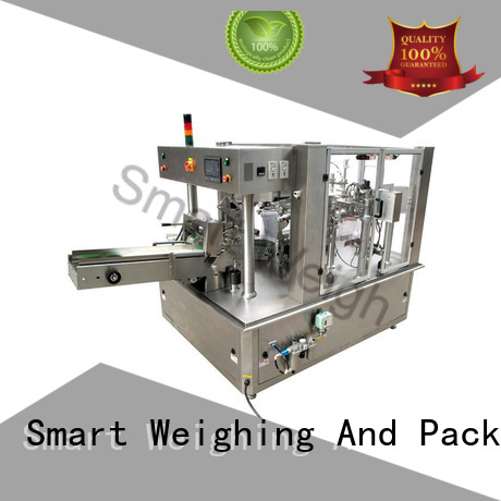vertical automatic combined packaging machine stand-up Smart Weigh Brand