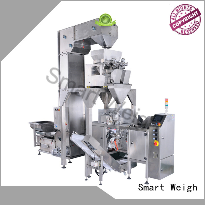 Smart Weigh Brand weigher vertical automated packaging systems premade factory
