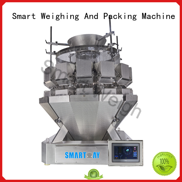 screw accurate salad Smart Brand multihead weigher