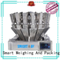 multihead weigher packing machine accurate speed multihead weigher salad Smart Weigh Brand