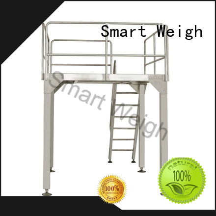 Wholesale conveyor aluminum work platform platform Smart Weigh Brand