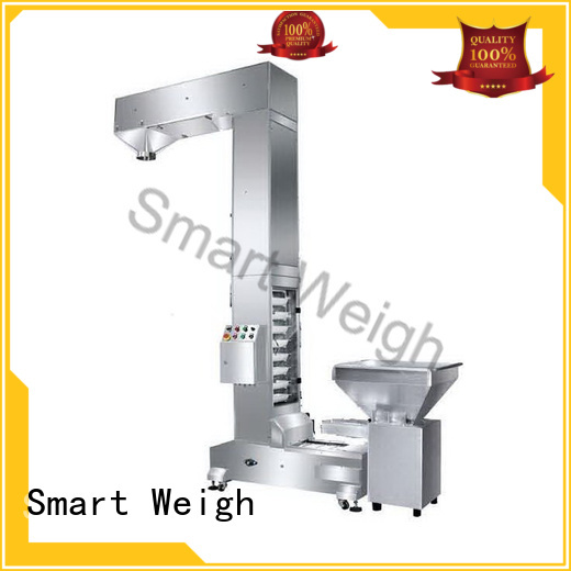aluminum work platform table output platform Smart Weigh Brand company