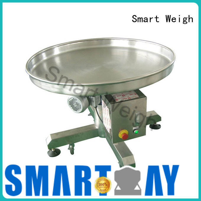Smart Weigh Brand bucket rotary working platform manufacture