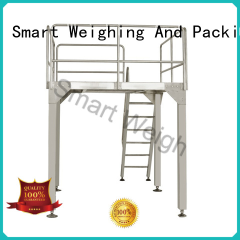 Smart Brand weigh output working platform manufacture