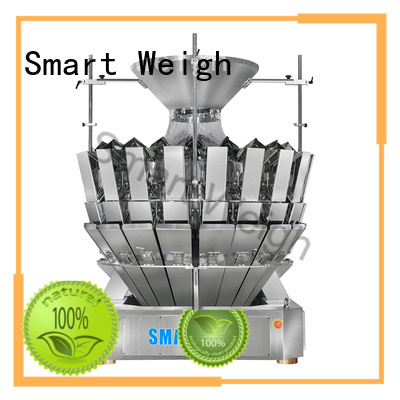 Smart Weigh Brand large screw custom multihead weigher packing machine
