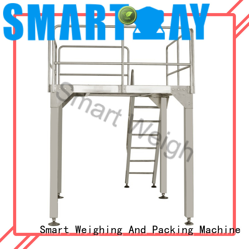 aluminum work platform incline Smart Weigh Brand working platform