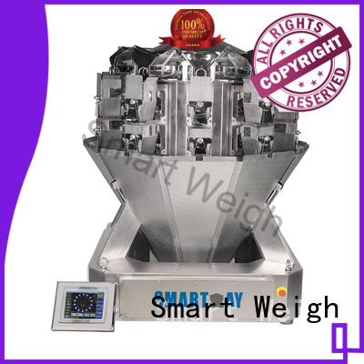 smart large multihead weigher mixture Smart Weigh Brand
