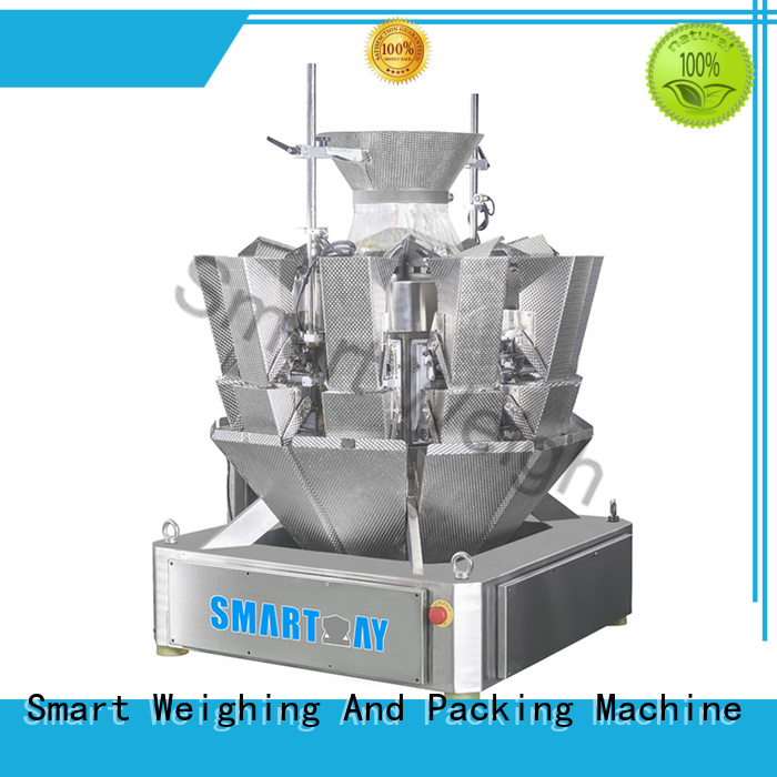Smart Brand mini mixture large discharge multihead weigher